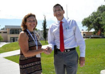 Kathy Boerigter Receives Prestigious Presidential Award